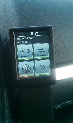 verkaufe vw bluetooth touch adapter 3c0 051 435 ta. Black Bedroom Furniture Sets. Home Design Ideas